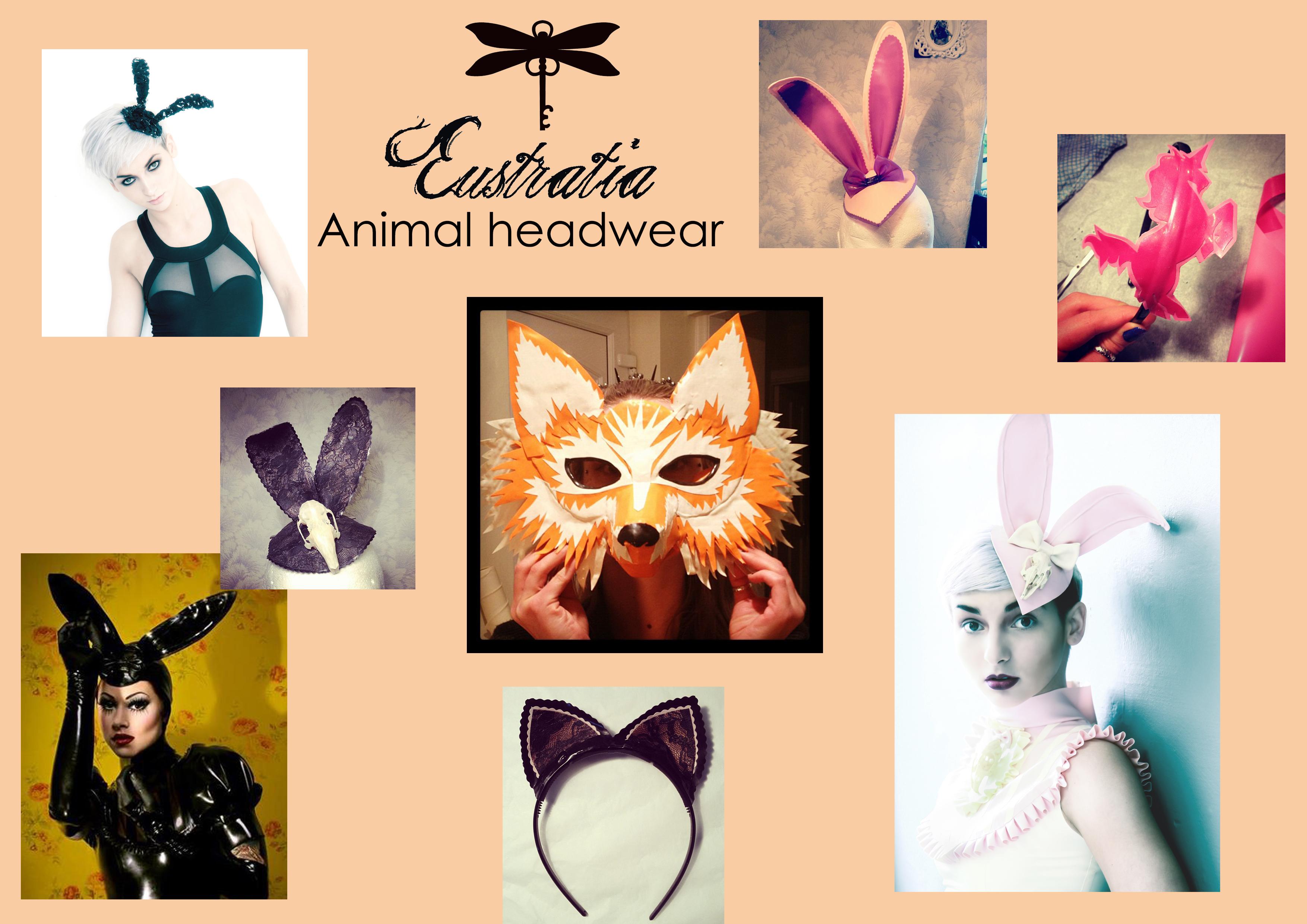 Animal headwear. – Aesthetic Contradiction 366c30ee162